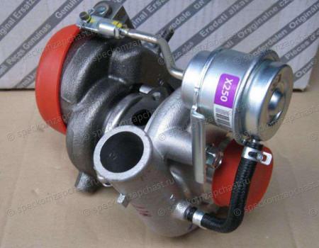 Турбина ЕВРО4 на Пежо Боксер - 0375K7