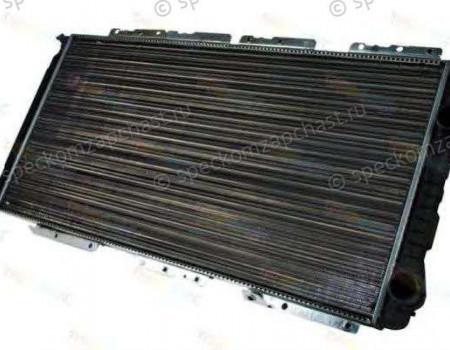 Радиатор охлаждения на Фиат Дукато - 1329227080