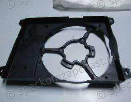 Диффузор вентилятора охлаждения (без кондиционера) на Фиат Дукато - 1347951080