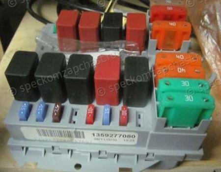 Блок предохранителей (без кондиционера) на Фиат Дукато - 1359277080