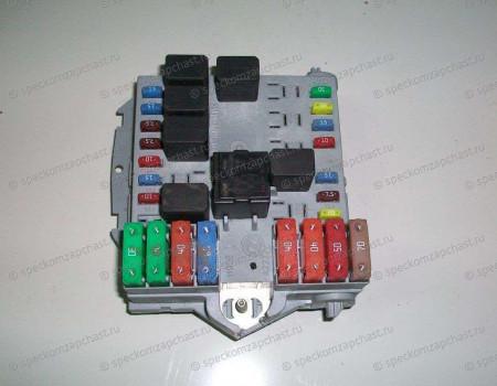 Блок предохранителей (с кондиционером) на Фиат Дукато - 1359278080