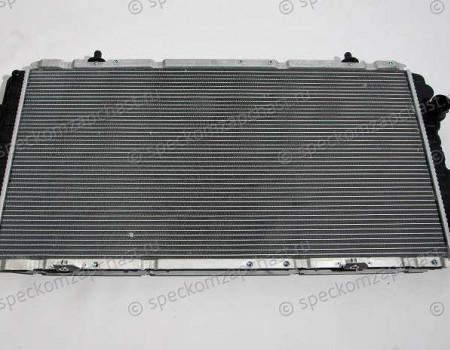 Радиатор охлаждения на Фиат Дукато - ACRM032