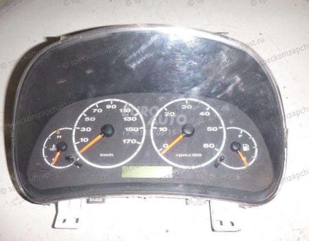 Панель приборов (без ABS) (M38 E222) на Фиат Дукато - 1365993080