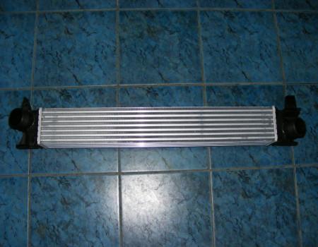 Интеркулер (охладитель воздуха) на Фиат Дукато - 1382428080