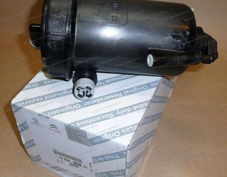 Фильтр топливный в сборе с корпусом на Пежо Боксер - 5514700