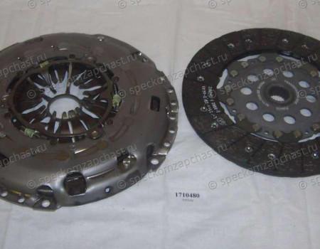 Сцепление комплект (диск, корзина) 2.2 (130 л.с.) на Форд Транзит - 1710480