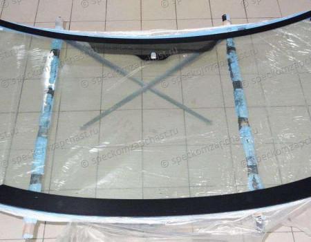 Стекло лобовое (обогрев, пятка зеркала, без датчика) на Форд Транзит - 1801559