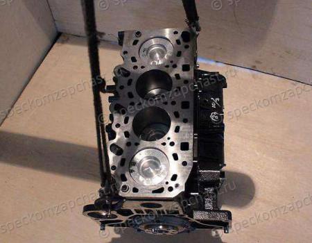 Блок цилиндров в сборе D4CB - A на Хендай Портер 2 - 211024AA10A