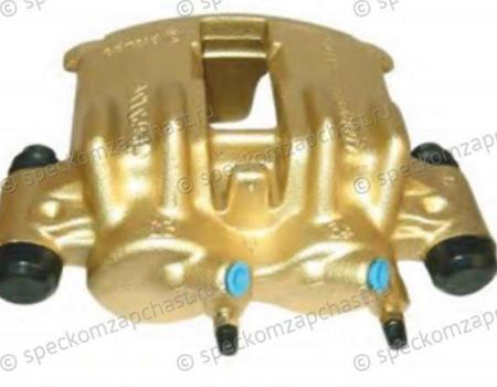 Суппорт тормозной передний правый (цилиндр) (без ABS) (Q18) на Фиат Дукато - 77364460