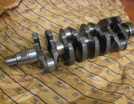 Коленвал (вал коленчатый) А2 на Хендай Портер 2 - 231114A701