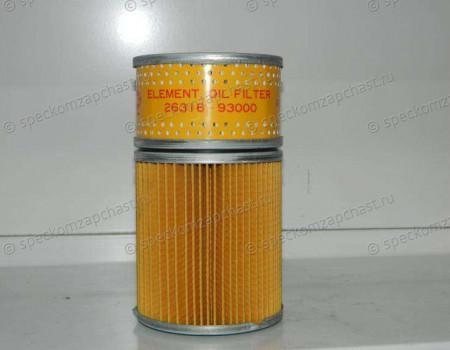 Фильтр масляный D6BR на Hyundai HD - 2631693000