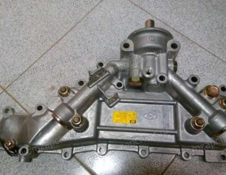 Теплообменник (радиатор) фильтра масляного D4DD/D4DB на Hyundai HD - 2642045007