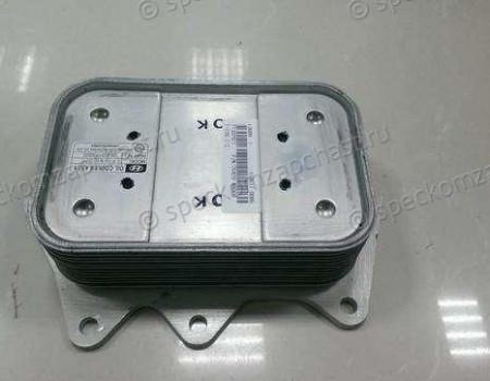 Теплообменник (радиатор) фильтра масляного D4GA на Hyundai HD - 2642048000