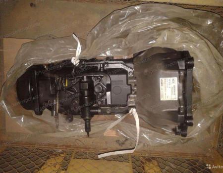 Коробка переключения передач (МКПП) (D4AL) (T/M -- M3S5) на Hyundai HD - 430505H212