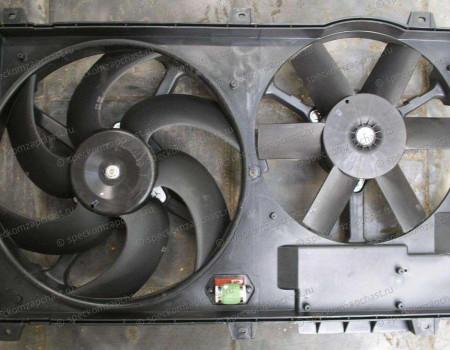 Вентилятор охлаждения кондиционера на Фиат Дукато - 46554752