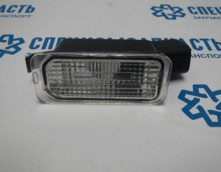 Фонарь освещения номерного знака на Форд Транзит - 5105886