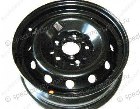 Диск колеса R15 (2011-) на Хендай Портер 2 - 529104F350