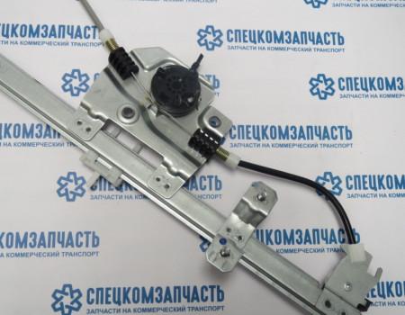 Стеклоподъемник двери передней правый (электрический) + (без мотора) на Пежо Боксер - 1607707180
