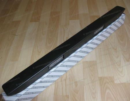 Накладка на дверь багажника без ламп на Пежо Боксер - 6350AX