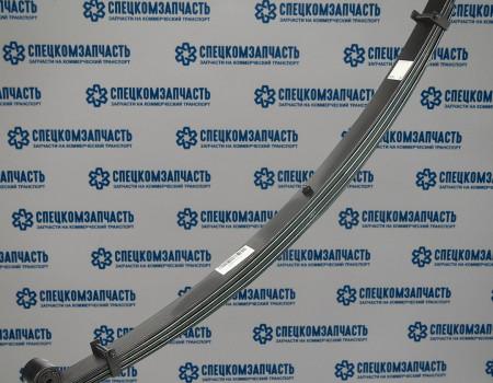 Рессора задняя с шарнирами (4 листа) на Газель Некст - А63R422912010