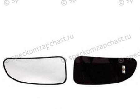 Зеркальный элемент зеркала левый нижний (без обогрева) на Фиат Дукато - 71716698