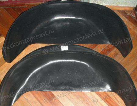 Подкрылок задний правый на Фиат Дукато - 735321333