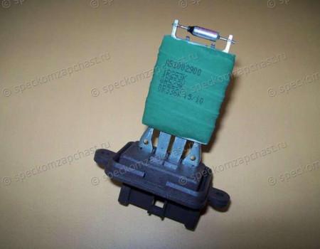Резистор отопителя салона (с кондиционером) на Фиат Дукато - 77364714