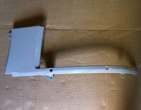 Накладка фары (ресничка) левая (стар. образц.) на Hyundai HD - 863155H000