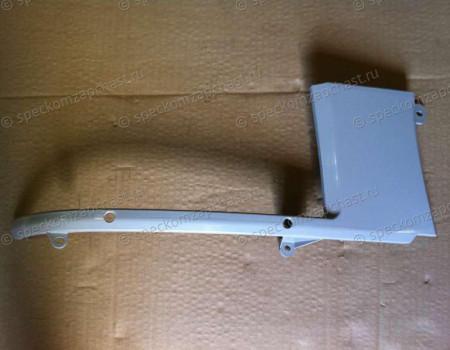 Накладка фары (ресничка) правая (стар. образц.) на Hyundai HD - 863255H000