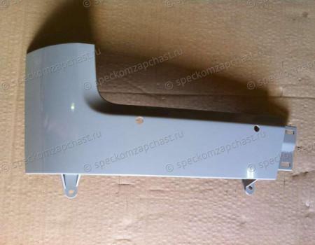Накладка фары (ресничка) правая (D4DD,D4GA, ЕВРО-3) на Hyundai HD - 863255K000