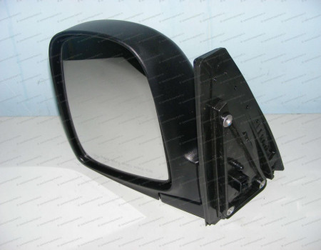 Зеркало левое (электр) (одинарное) на Киа Бонго - 876104E800