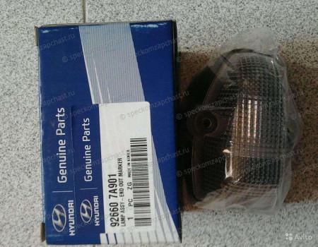 Фонарь габаритный верхний на Hyundai HD - 926607A901