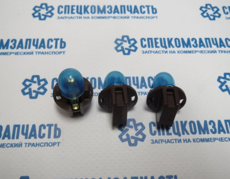 Лампа 24Vх3.4W комбинации приборов с цоколем на Hyundai HD - 941227A000