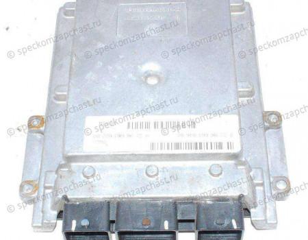 Блок управления двигателем на Пежо Боксер - 9666484680