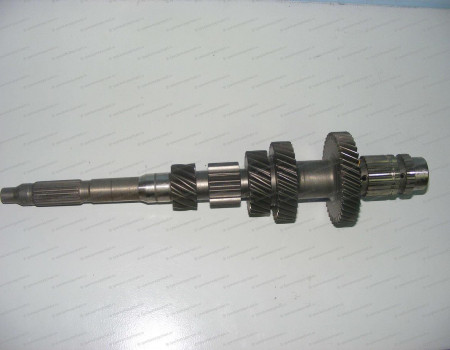 Вал КПП первичный на Пежо Боксер - 2311V6
