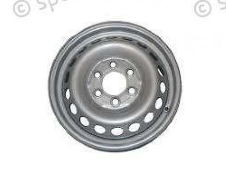 Диск колеса стальной R16 (6,5Jx16H2ET62) серебро на Мерседес Спринтер - A00140148029206