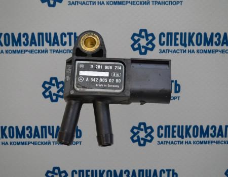 Датчик давления газов выхлопных на Мерседес Спринтер - A6429050200
