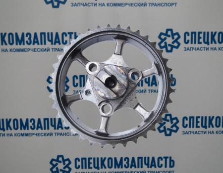 Звездочка цепи ГРМ распредвала (выпускного) (OM646/611) на Мерседес Спринтер - A6460500249