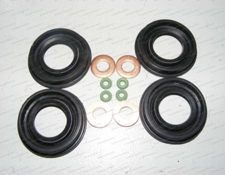 Ремкомплект уплотнительных колец на форсунку ЕВРО4 на Форд Транзит - BSG30116150