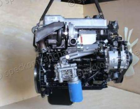 Двигатель D4AL (4D31) (с навесным) на Hyundai HD - 000000D4AL