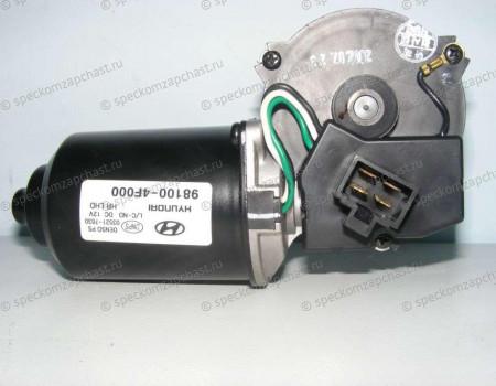Мотор стеклоочистителя на Хендай Портер 2 - 981104F000