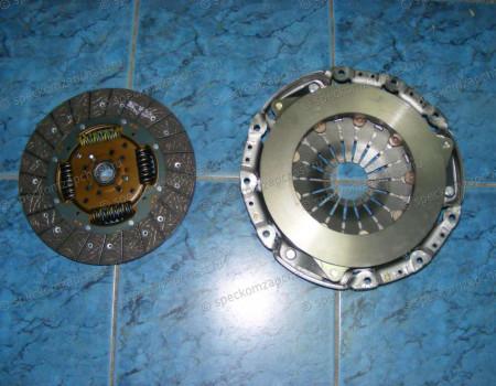 Сцепления комплект (корзина, диск) 254мм на Хендай Портер 2 - VKD80001