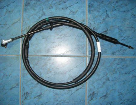 Трос КПП переключения (черный) D4DD на Hyundai HD - 437405K100