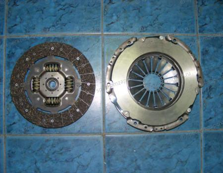 Сцепления комплект (корзина, диск) (CC2.3) на Фиат Дукато - 504360588