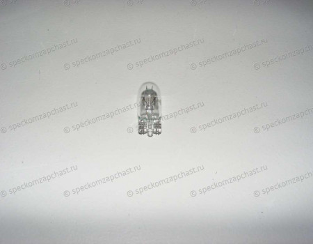 Лампа фары габаритная 24Vx5W б/цоколя на Hyundai HD - 1865305009