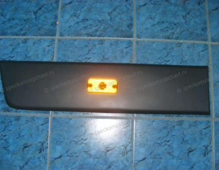 Накладка кузова задняя правая (перед задней аркой) на Пежо Боксер - 8547Z0