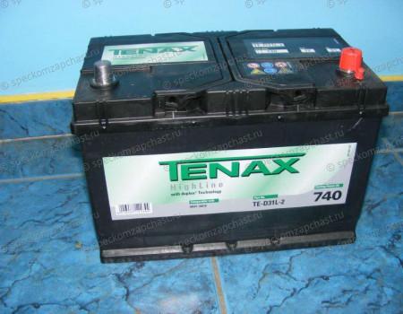 Аккумуляторная батарея 12V/95Ah/760A (прямая) на Хендай Портер 1 - 371104A010