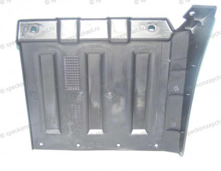 Подкрылок задний (левый задний/правый передний) на Киа Бонго - 612104E000
