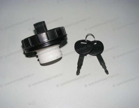 Крышка бака топливного с ключами на Hyundai HD - 311805HA00