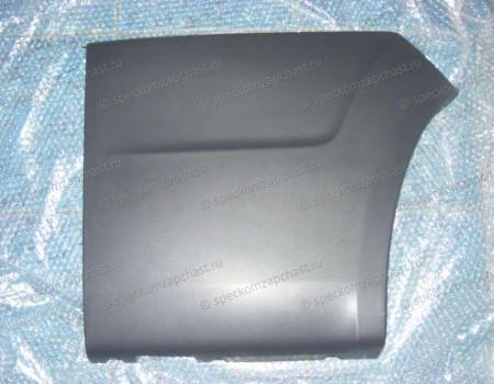 Накладка кузова задняя правая (перед задней аркой) на Пежо Боксер - 735491683